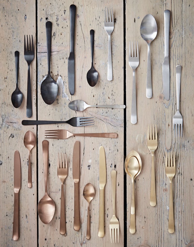 Oslo Cutlery Set 5PCS design by Canvas