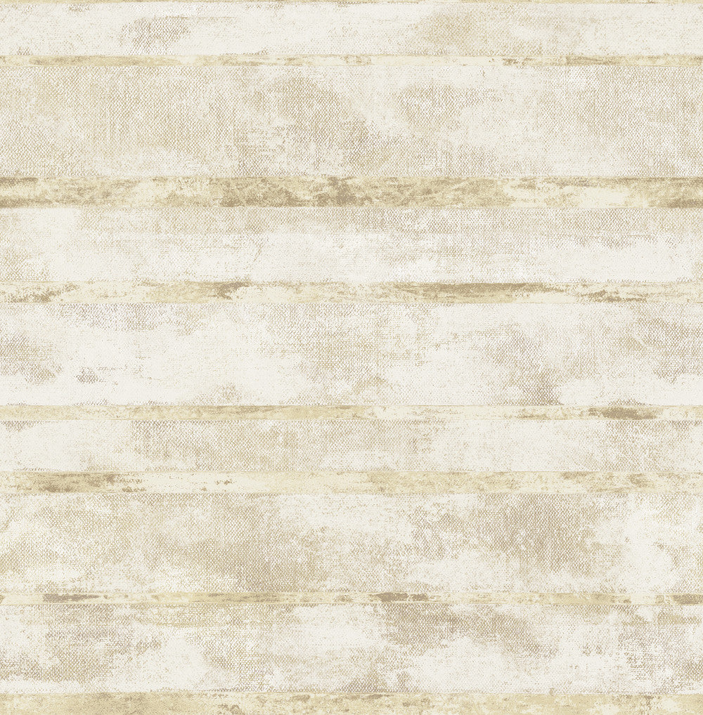 Sample Otis Wallpaper in Neutrals from the Metalworks Collection by Seabrook Wallcoverings