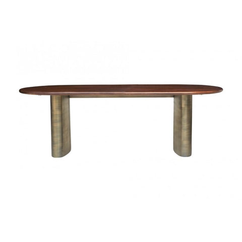 Ovale Dining Table by BD Studio III
