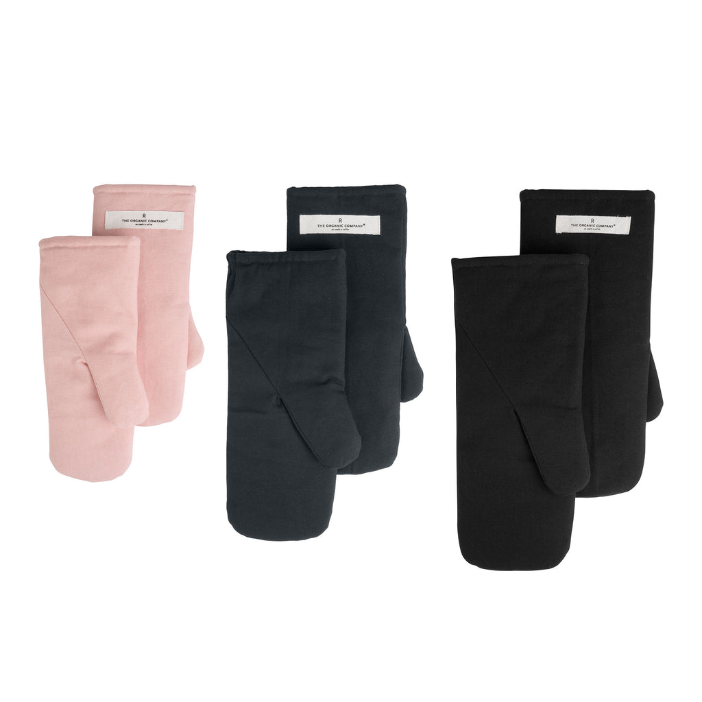 Oven Mitts in multiple colors and sizes by The Organic Company