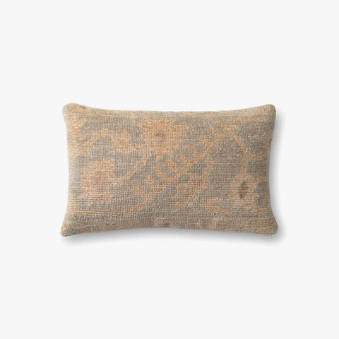Beige & Light Green Pillow by ED Ellen DeGeneres Crafted by Loloi