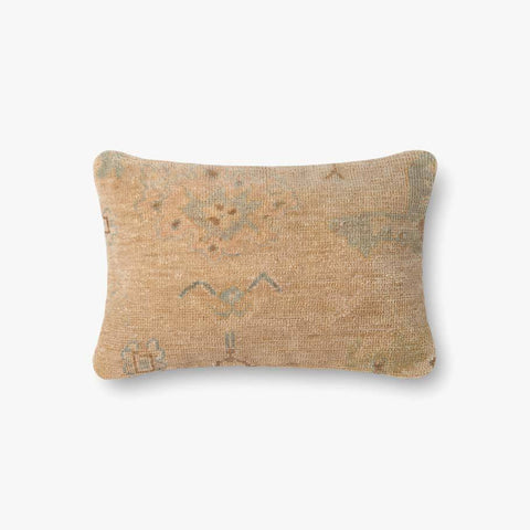 Brown & Beige Pillow by ED Ellen DeGeneres Crafted by Loloi