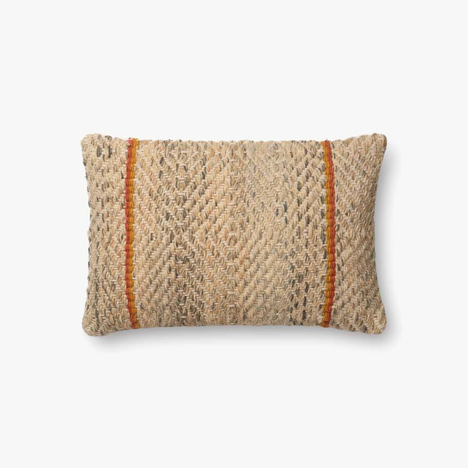 Camel & Coffee Pillow by ED Ellen DeGeneres Crafted by Loloi