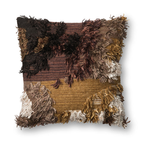Walnut Pillow by Justina Blakeney × Loloi