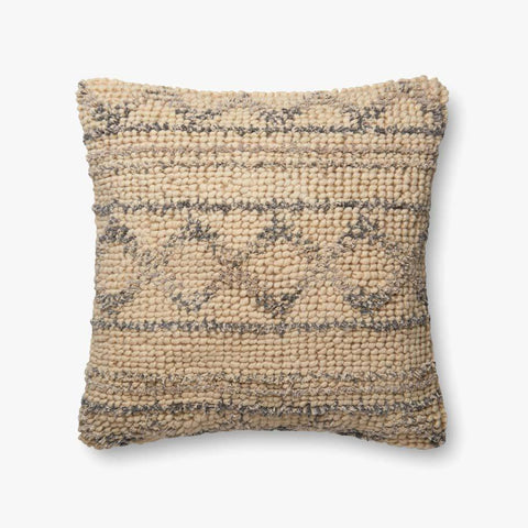 Blue & Natural Pillow by ED Ellen DeGeneres Crafted by Loloi