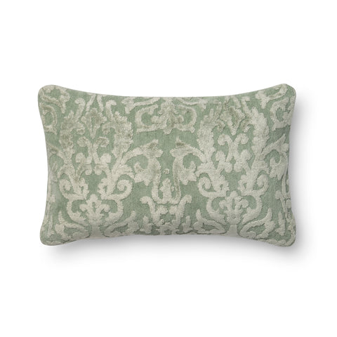 Dr. G Silver Sage Pillow by Loloi