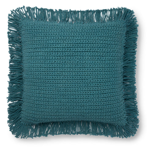 Teal Pillow by Loloi