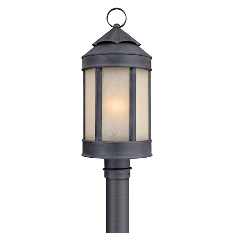 Andersons Forge Post Lantern Large by Troy Lighting