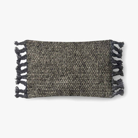 Grey & Grey Pillow by ED Ellen DeGeneres Crafted by Loloi