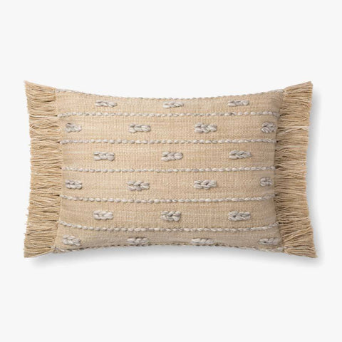 Straw Pillow by ED Ellen DeGeneres Crafted by Loloi