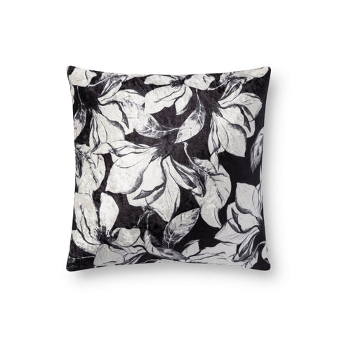 Black & White Pillow by Loloi