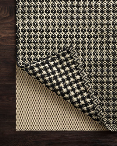 Outdoor Grip Rug in Beige by Loloi