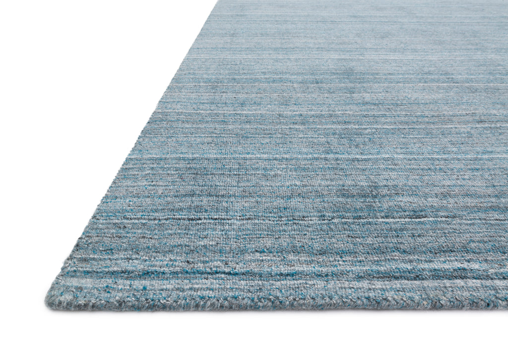 Pasadena Rug in Aqua by ED Ellen DeGeneres Crafted by Loloi