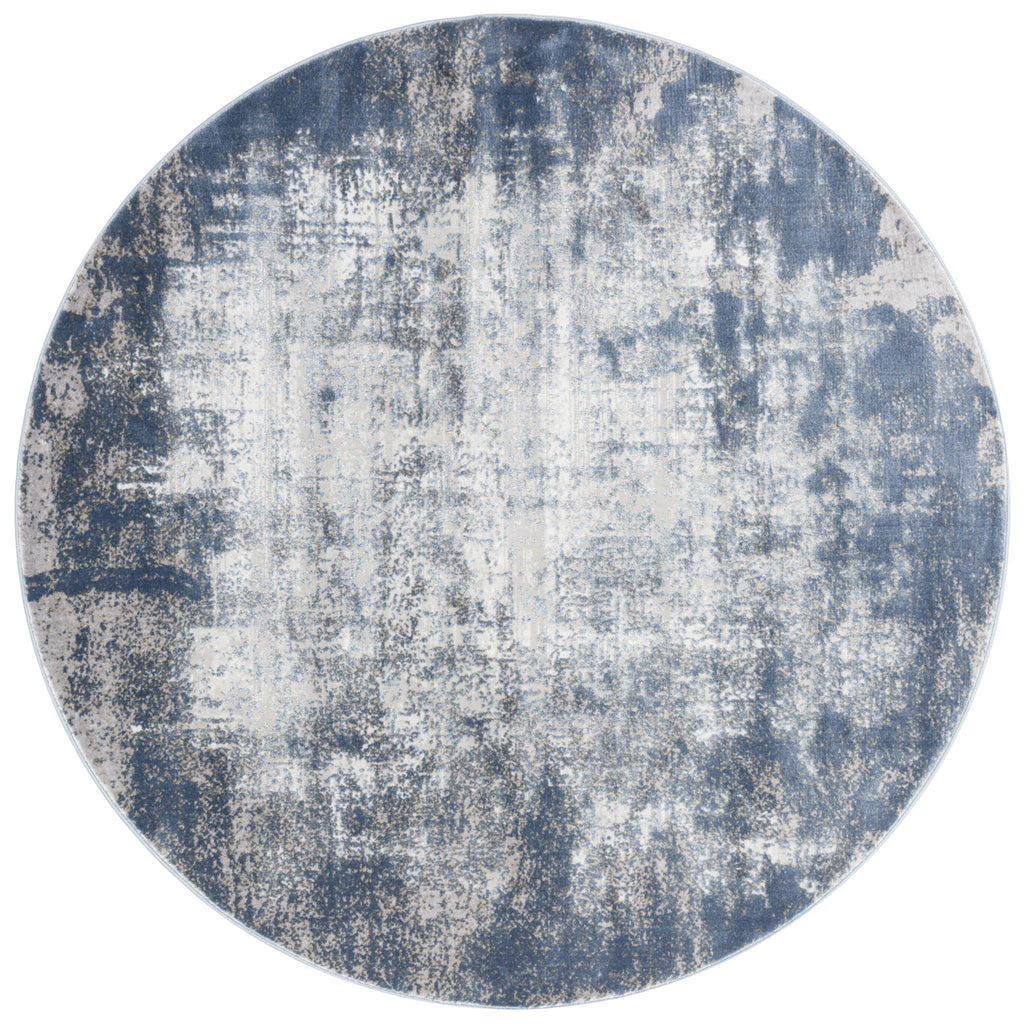 Patina Rug in Denim & Grey by Loloi