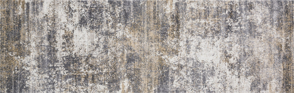 Patina Rug in Granite & Stone by Loloi