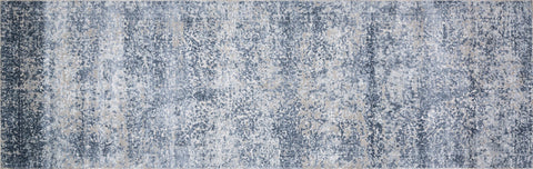 Patina Rug in Blue & Stone by Loloi