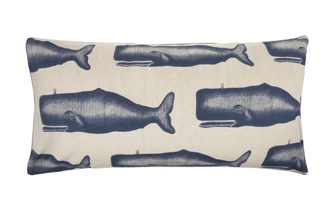 Set of 2 Moby King Shams design by Thomas Paul