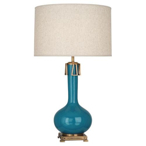 Athena Collection Table Lamp by Robert Abbey