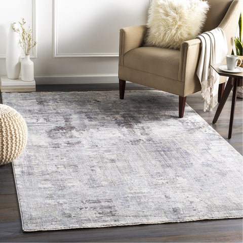 Presidential PDT-2322 Rug in Medium Grey & Charcoal by Surya