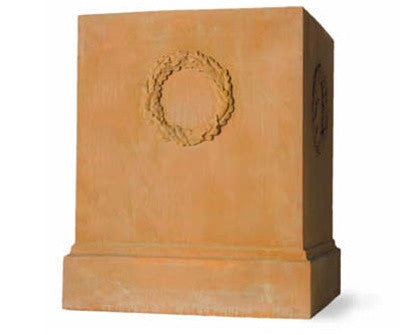 Terracotta Replica Pedestal design by Capital Garden Products