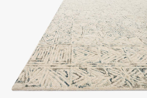 Peregrine Rug in Light Blue by Loloi
