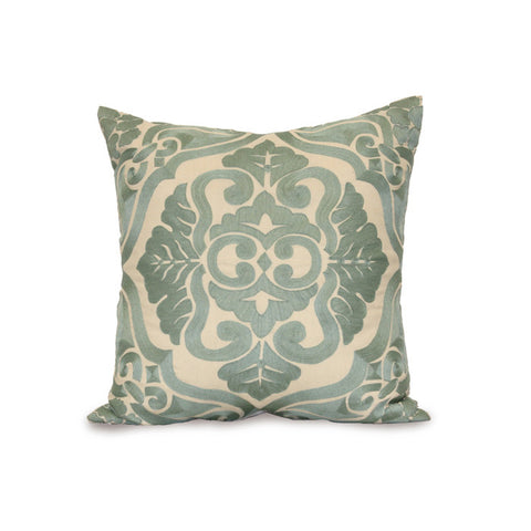 "French Quarter 24"" Pillow in Various Colors design by Bliss Studio"