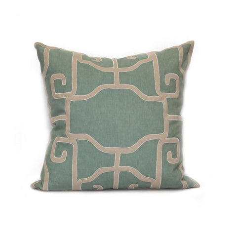 "Lantern 24"" Pillow in Various Colors design by Bliss Studio Pillows"