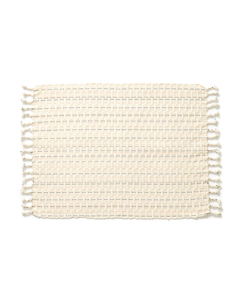 Panalito Placemat in Cream design by Minna