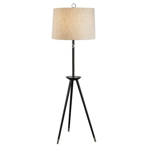 Ventana Tripod Floor Lamp by Jonathan Adler for Robert Abbey