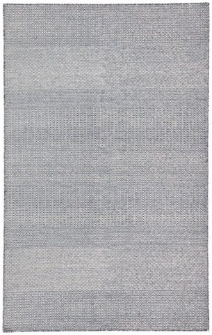 Glace Geometric Rug in Blueberry & Light Gray design by Jaipur