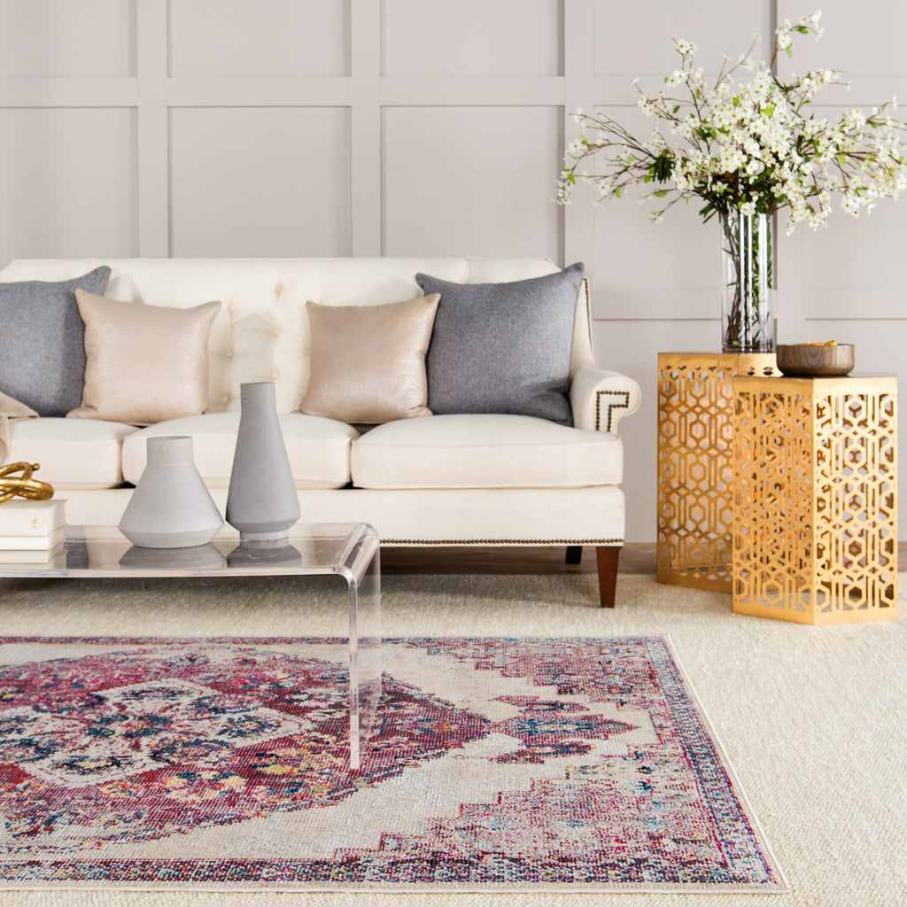 Briar Medallion Area Rug design by Jaipur Living