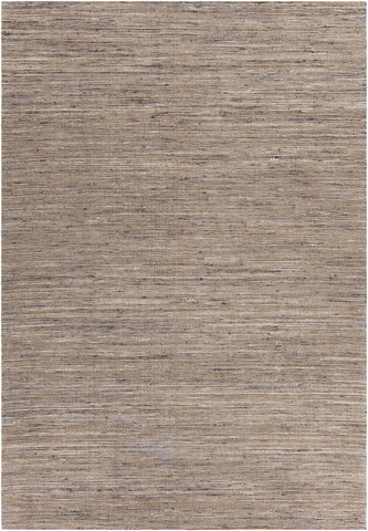 Pretor Collection Hand-Woven Area Rug in Blue & Natural design by Chandra rugs