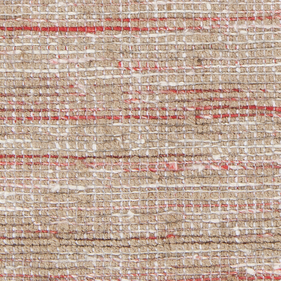 Pretor Collection Hand-Woven Area Rug in Pink & Natural design by Chandra rugs