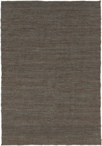 Pricol Collection Hand-Woven Area Rug in Turquoise design by Chandra rugs