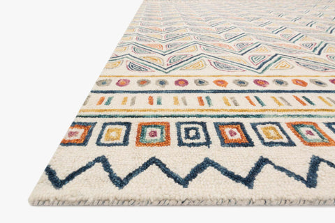 Priti Rug in Ivory by Loloi
