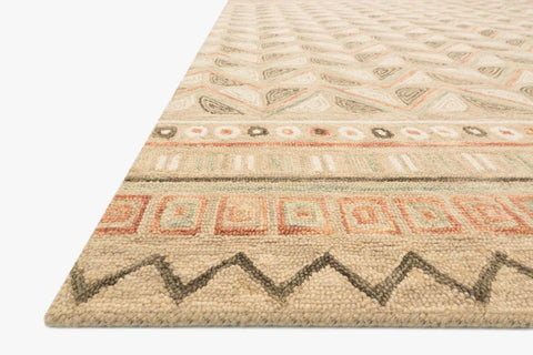 Priti Rug in Taupe by Loloi
