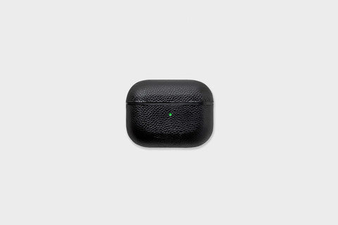 Courant AirPods Pro Leather Case - Black