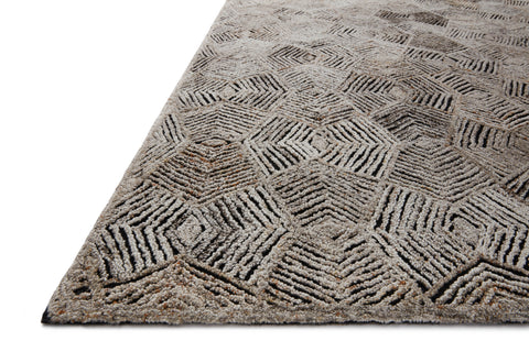 Prescott Rug in Fawn by Loloi