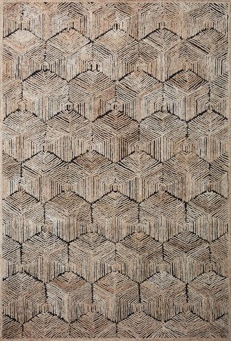Prescott Rug in Beige by Loloi