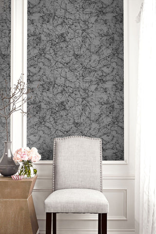 Paint Splatter Wallpaper from the Casa Blanca II Collection by Seabrook Wallcoverings