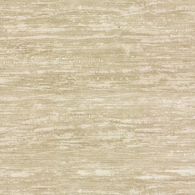 Sample Painterly Wallpaper in Warm Neutral and Beige from the Urban Oasis Collection by York Wallcoverings