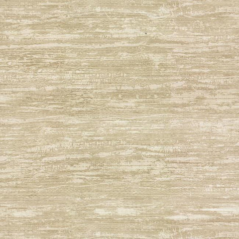 Painterly Wallpaper in Warm Neutral and Beige from the Urban Oasis Collection by York Wallcoverings