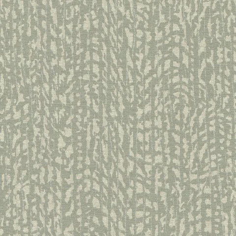 Palm Grove Wallpaper in Beige and Blue from the Terrain Collection by Candice Olson for York Wallcoverings