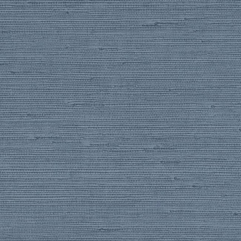 Pampas Wallpaper in Blue from the Terrain Collection by Candice Olson for York Wallcoverings