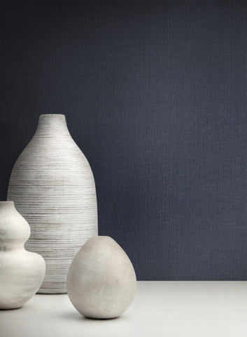 Panama Weave Wallpaper from the Moderne Collection by Stacy Garcia for York Wallcoverings