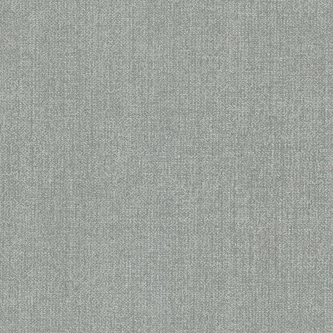 Panama Weave Wallpaper in Grey from the Moderne Collection by Stacy Garcia for York Wallcoverings