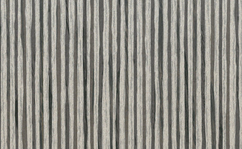 Paper String Wallpaper in Brown and Silver design by Seabrook Wallcoverings