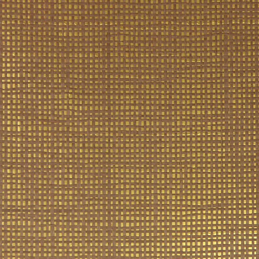 Paper Weave ER154 Wallpaper from the Essential Roots Collection by Burke Decor
