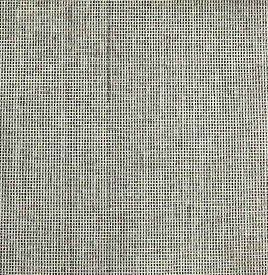 Paper Weave Wallpaper in Light Grey and Black from the Winds of the Asian Pacific Collection by Burke Decor