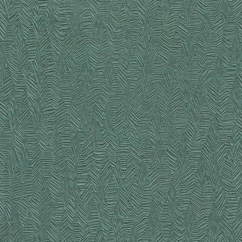 Partridge Wallpaper in Emerald from the Moderne Collection by Stacy Garcia for York Wallcoverings